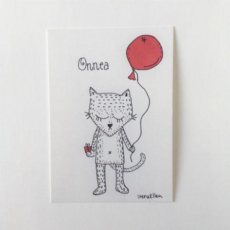 Kissan ilmapallo