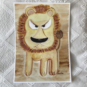 Juliste leijona