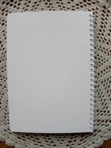 Muistikirjan takakansi