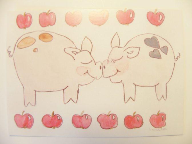 possut ja omenat