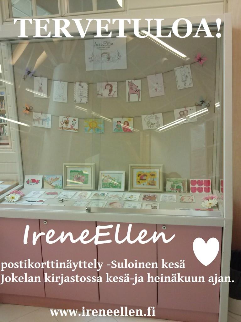 IreneEllen näyttely