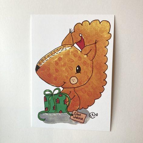 Oravan joulu