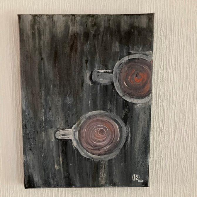Kaksin maalaus
