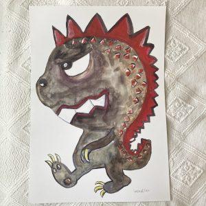 Juliste Dino