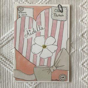 Postikortti Äidille